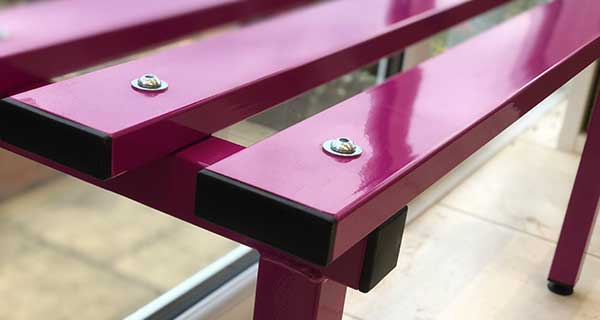 Wall Fixed Perimeter Benches